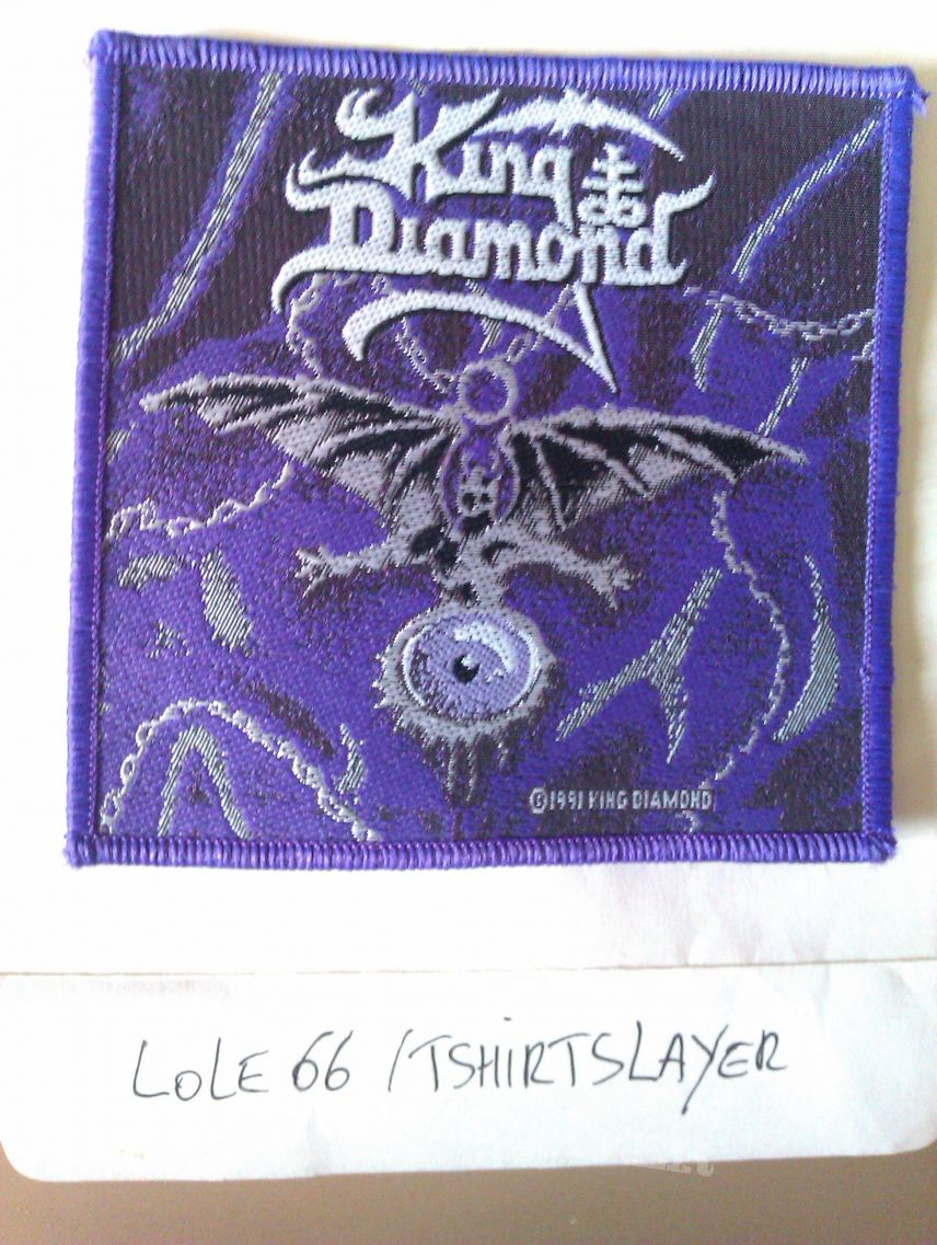 King Diamond - The Eye ( 1991 ) for Thrashmaster