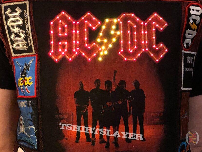 Ultimate (?) AC/DC Battle Vest