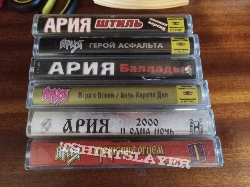 Ария / Aria tapes