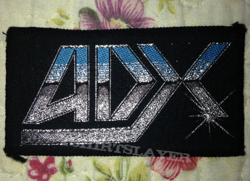 ADX - Logo vintage patch