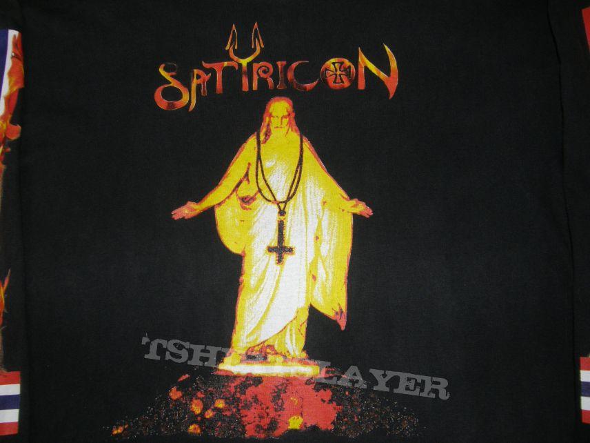 Satyricon 'Mot Kvitekrist'