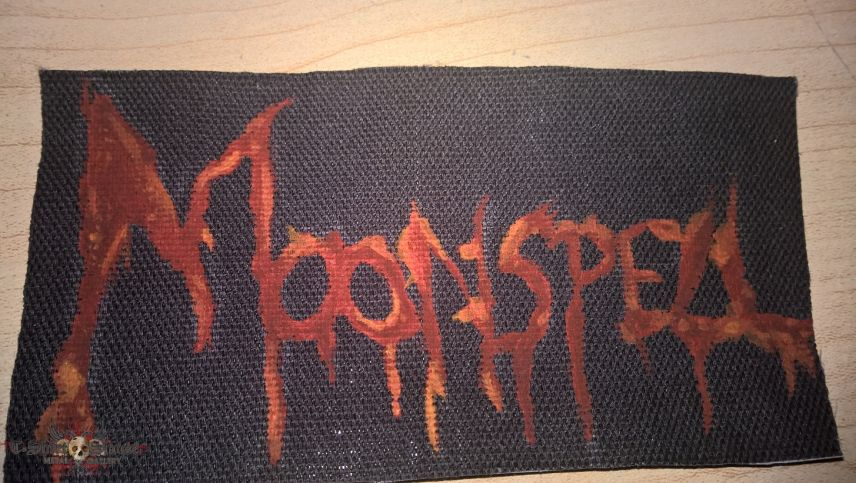 DIY Moonspell Patch (Wolfheart Logo)