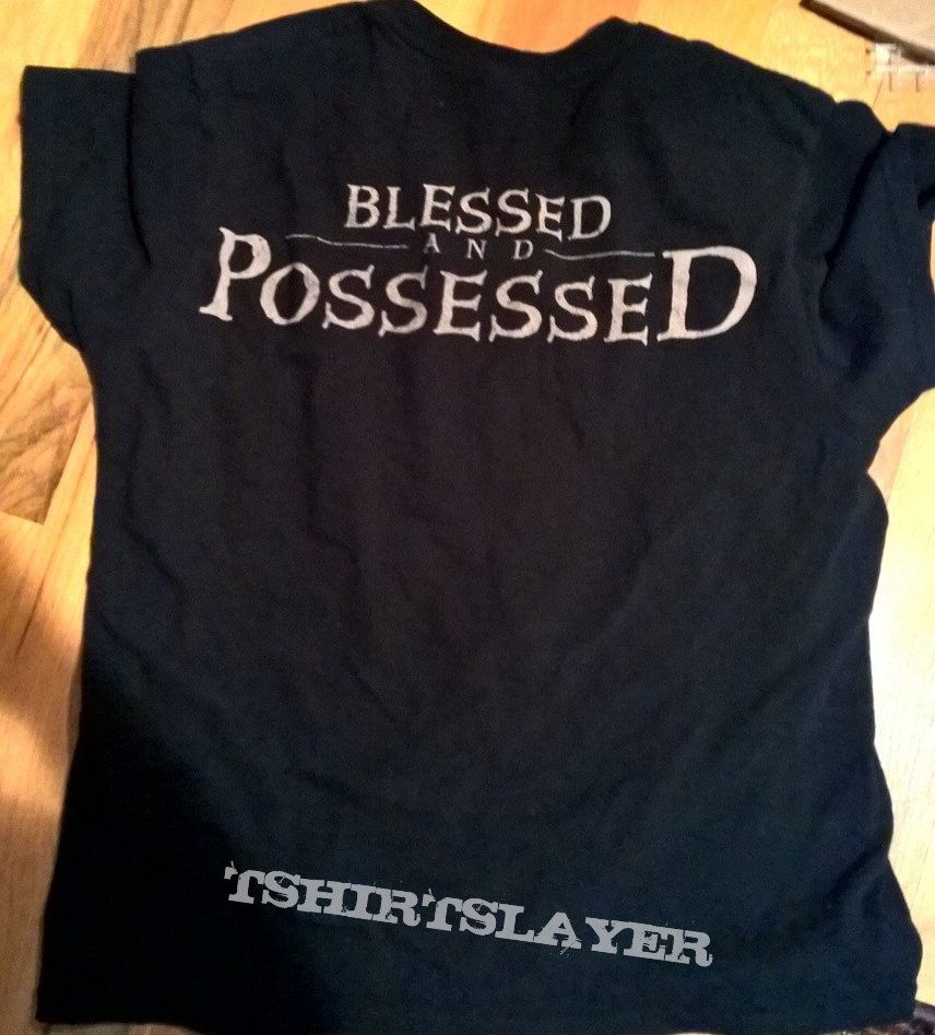 Blessed and Possessed Powerwolf Shirt