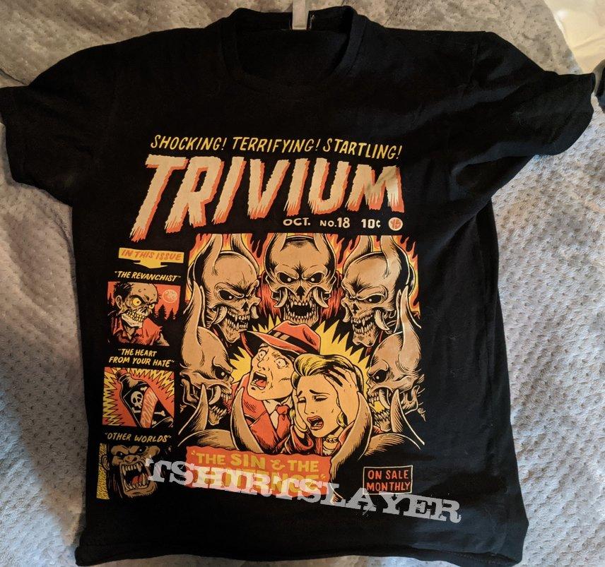 Trivium US Tour 2017 T-Shirt