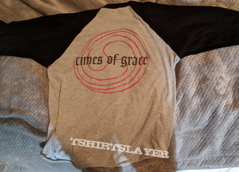 Times Of Grace Baseball Shirt