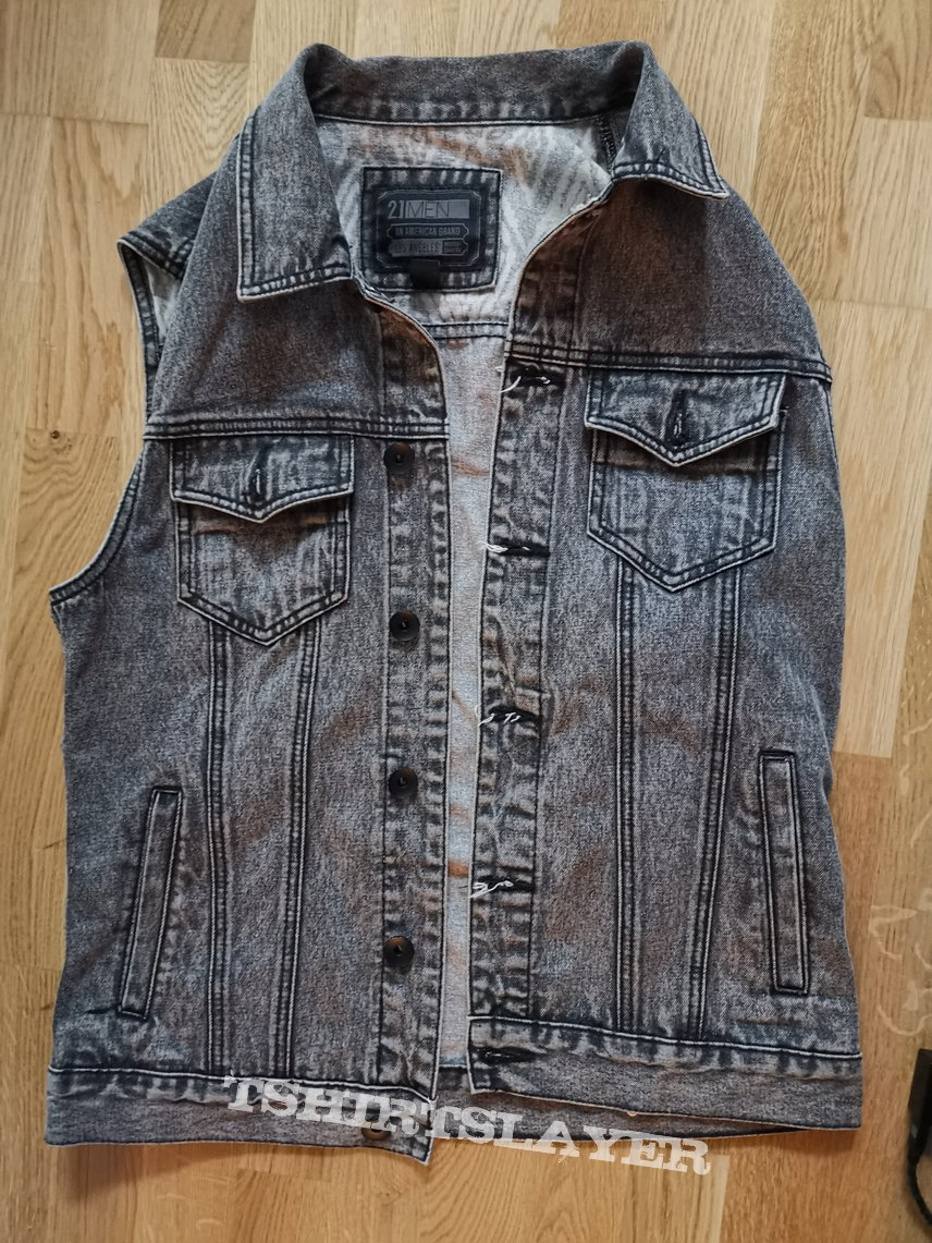 Jeans Vest size Medium