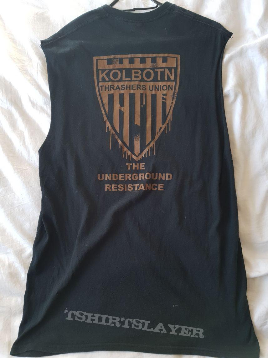 Darkthrone - The Underground Resistance shirt