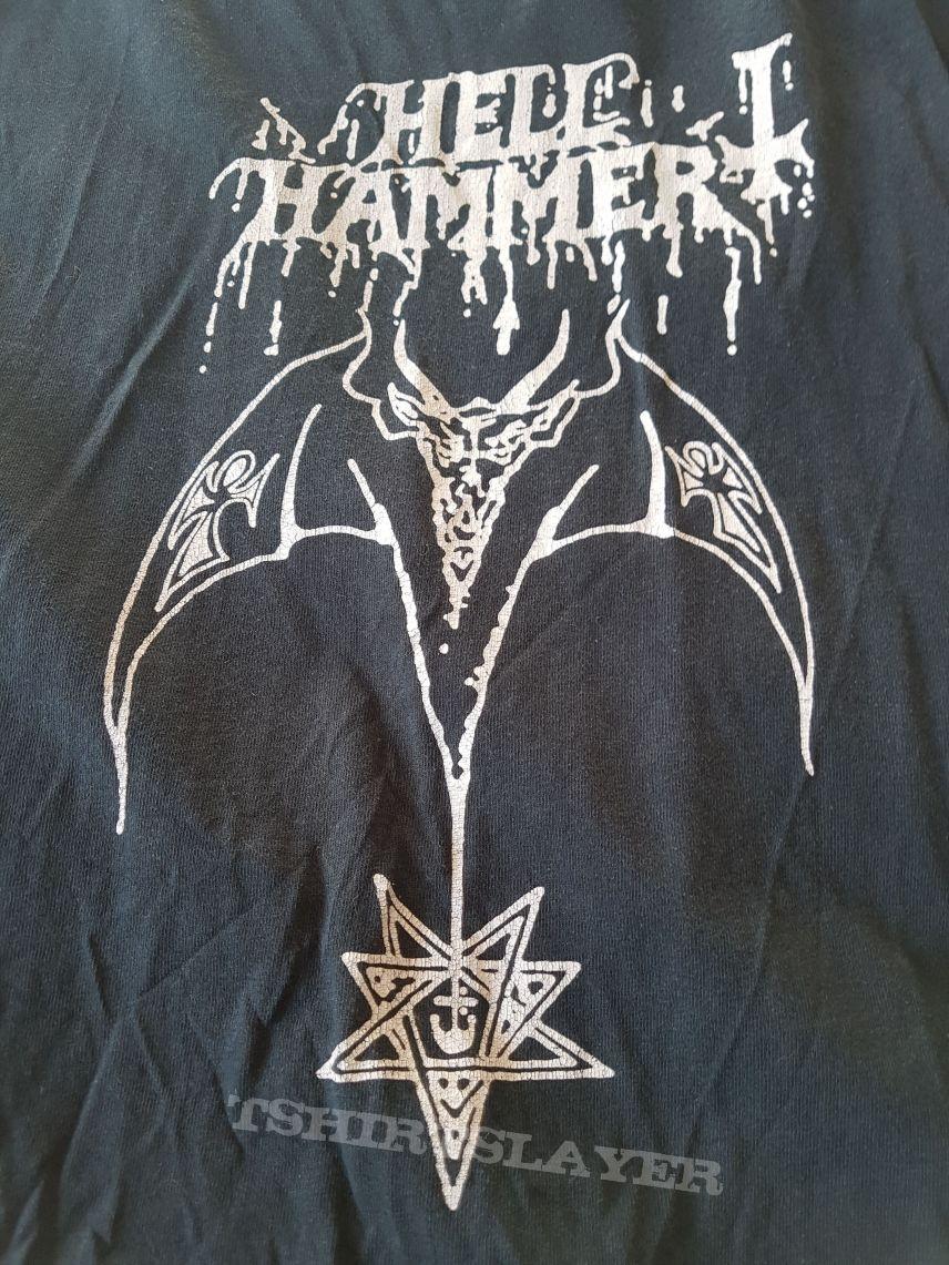 Hellhammer - Satanic Rites