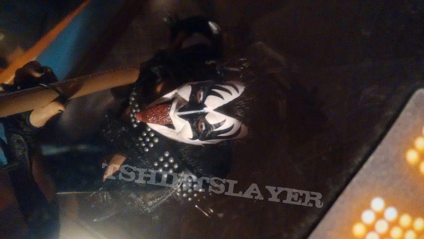 Kiss - Alive Gene Simmons (McFarlane Toys)