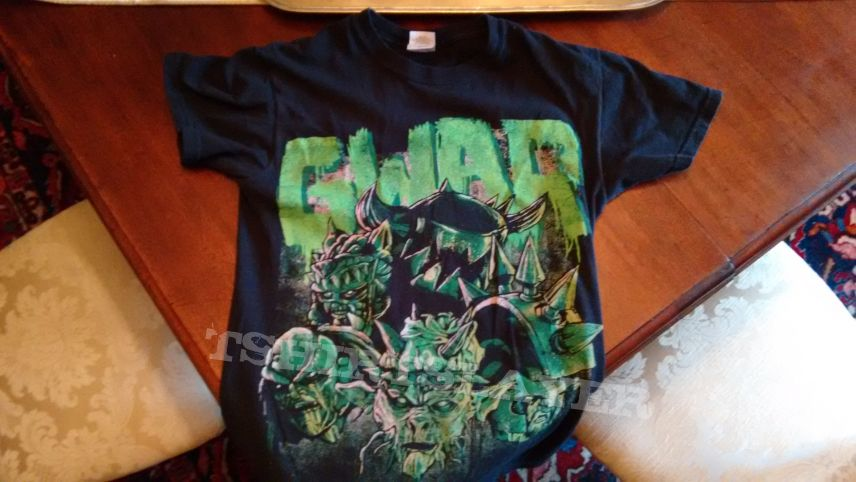 Gwar - Bloody Tour Of Horror T-Shirt