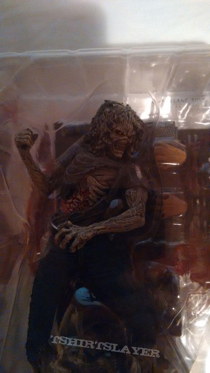 Iron Maiden - Killers Display (McFarlane Toys)
