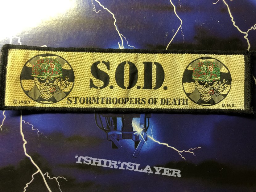 S.O.D. Stormtroopers Of Death