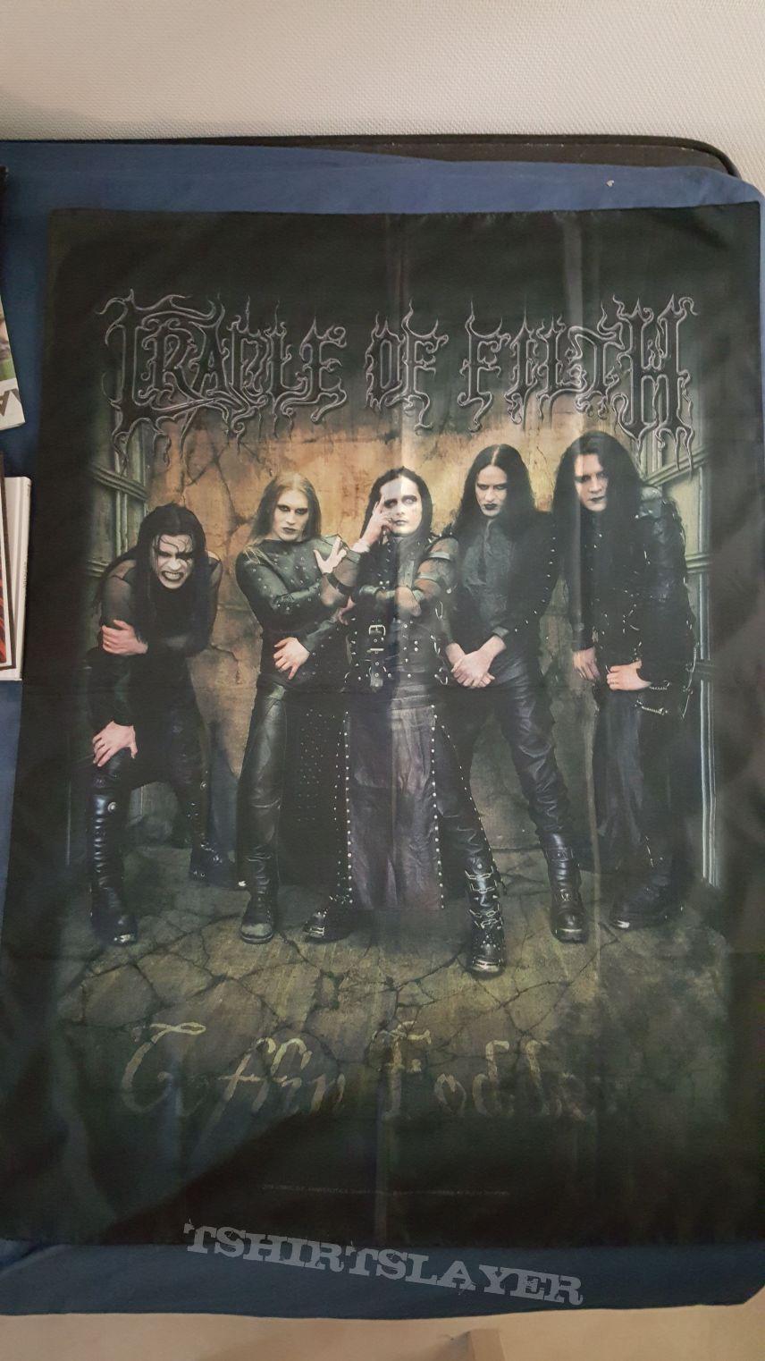 Cradle Of Filth Coffin Fodder Flag