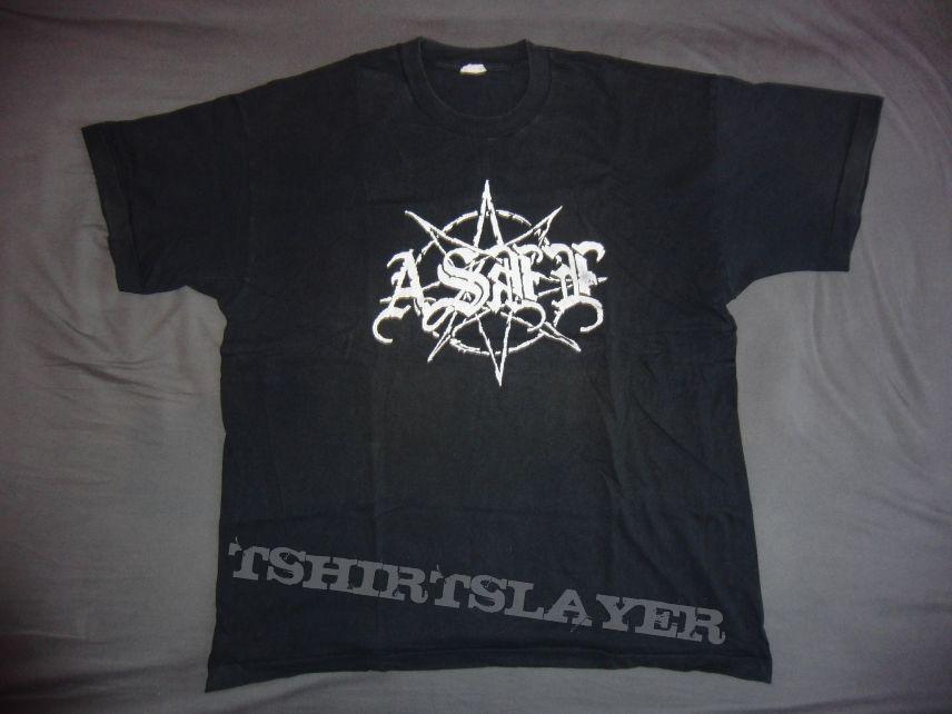 Aske - Black Metal Shirt