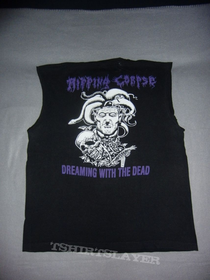 Ripping Corpse - Dreaming with the Dead Shirt