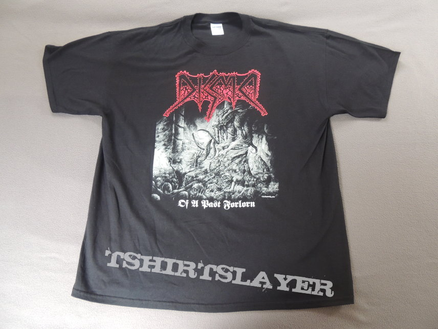 Disma - Of a Past forlorn Shirt