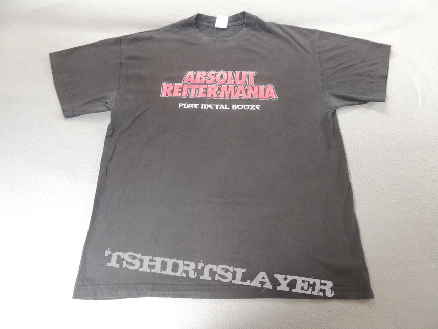 Die Apokalyptischen Reiter - Absolut Reitermania Shirt