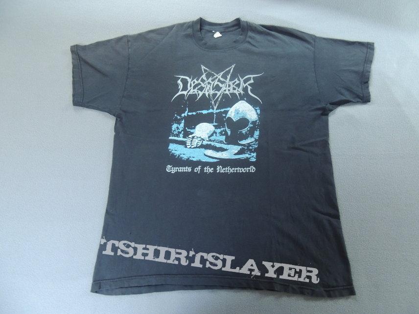 Desaster - Tyrants of the Netherworld Shirt