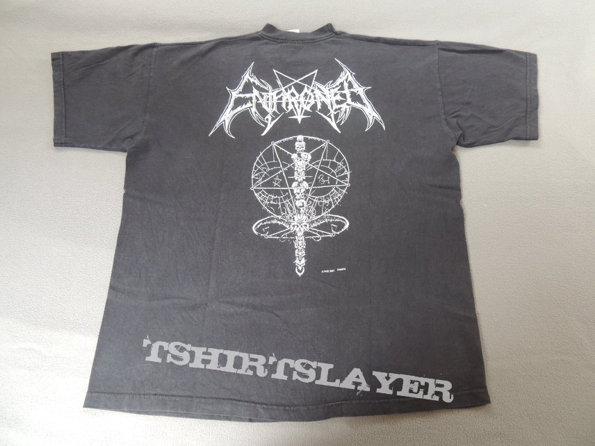 Enthroned - Armoured Bestial Hell Shirt