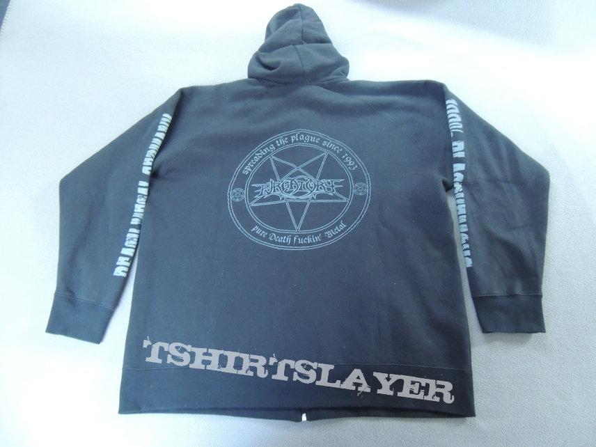 Purgatory - 100% Blasphemous Zip Hoodie