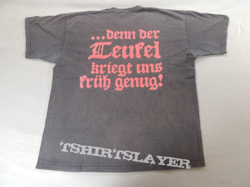 Die Apokalyptischen Reiter - Allegro Barbaro Shirt