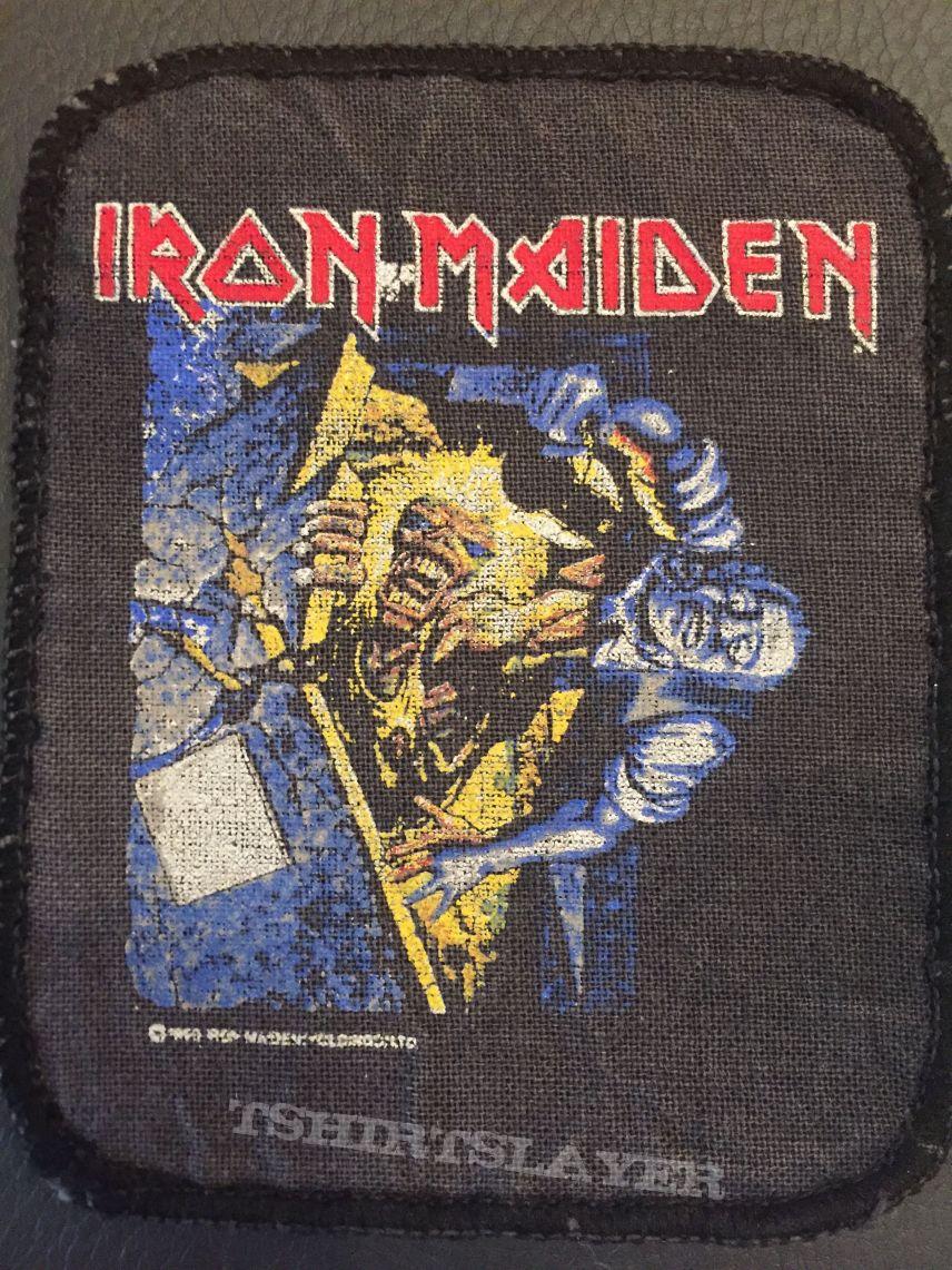 Iron Maiden - no prayer printed patch