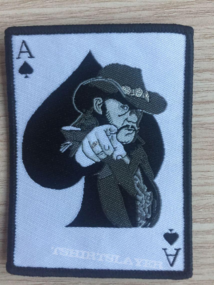 Lemmy - Ace Black Border