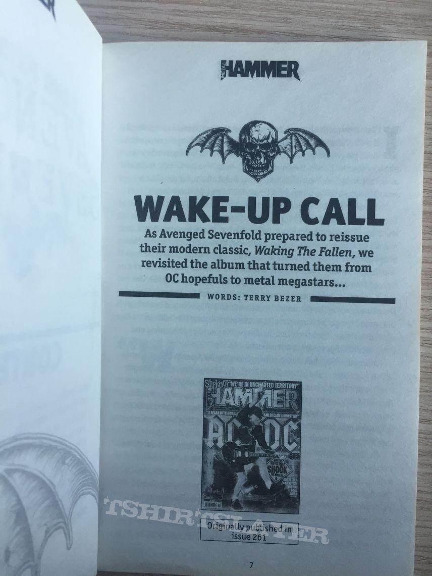 Avenged Sevenfold - brief history | TShirtSlayer TShirt and