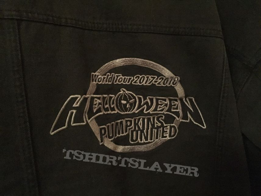 7122a75e Helloween - pumpkins united jacket | TShirtSlayer TShirt and ...