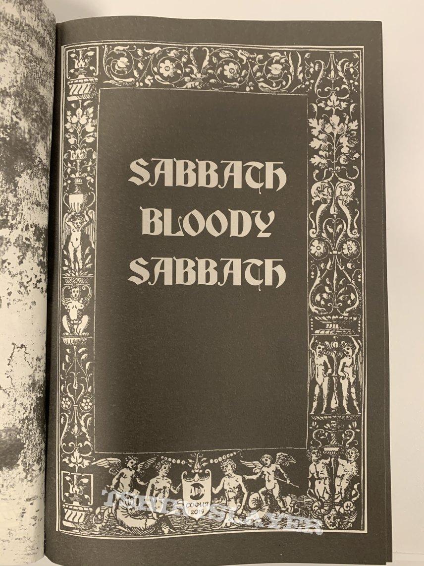 Black Sabbath book