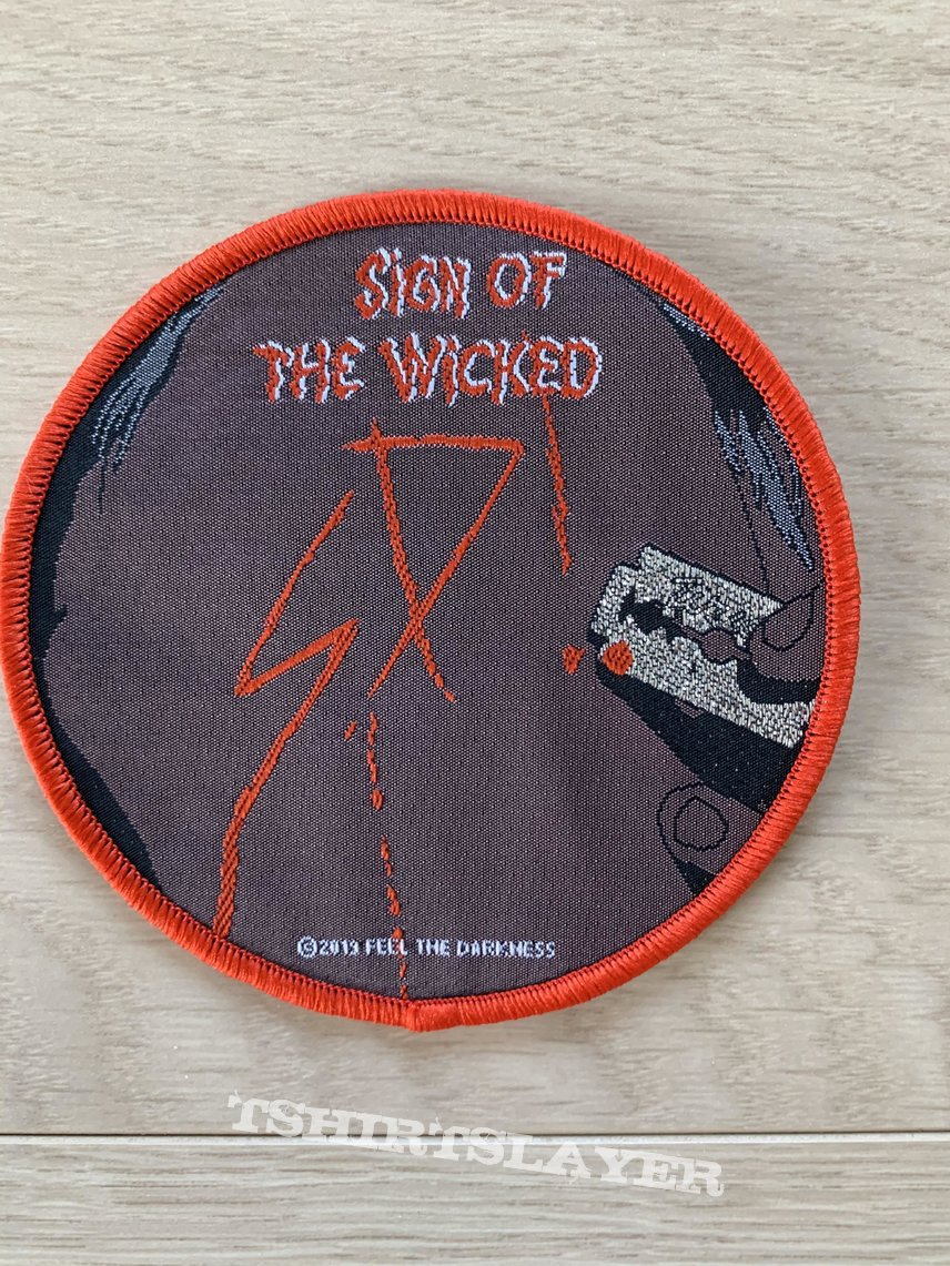 SDI - Sign of the wicked patch