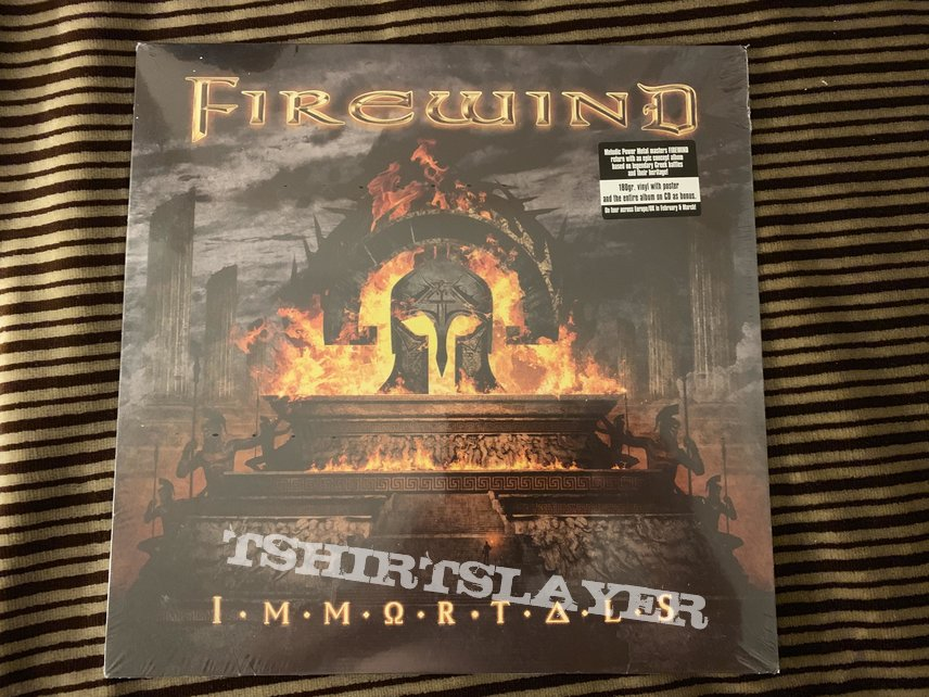 Firewind - Immortals LP