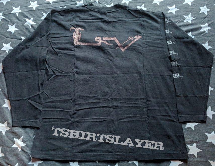 Samael rebellion longsleeve shirt 1995