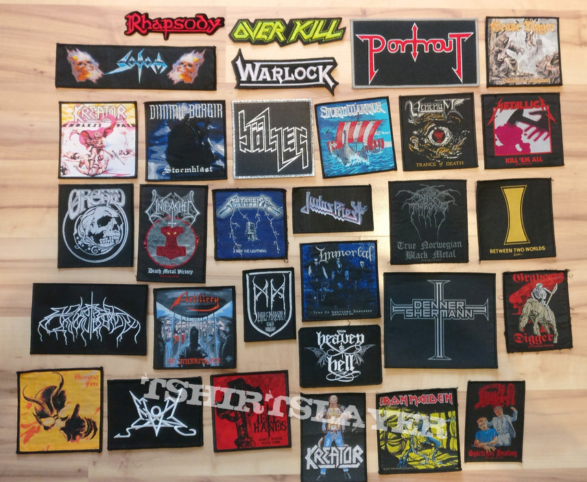 Patches for S*A*L*E !