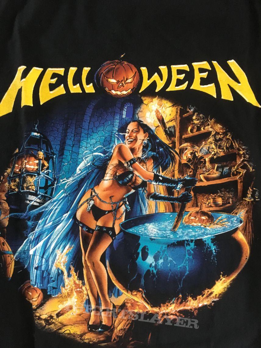 Helloween - Better than Raw Tour-Longsleeve