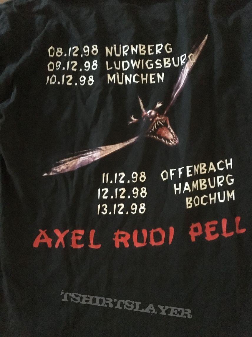 Axel Rudi Pull - Oceans of Time Tour-Longsleeve