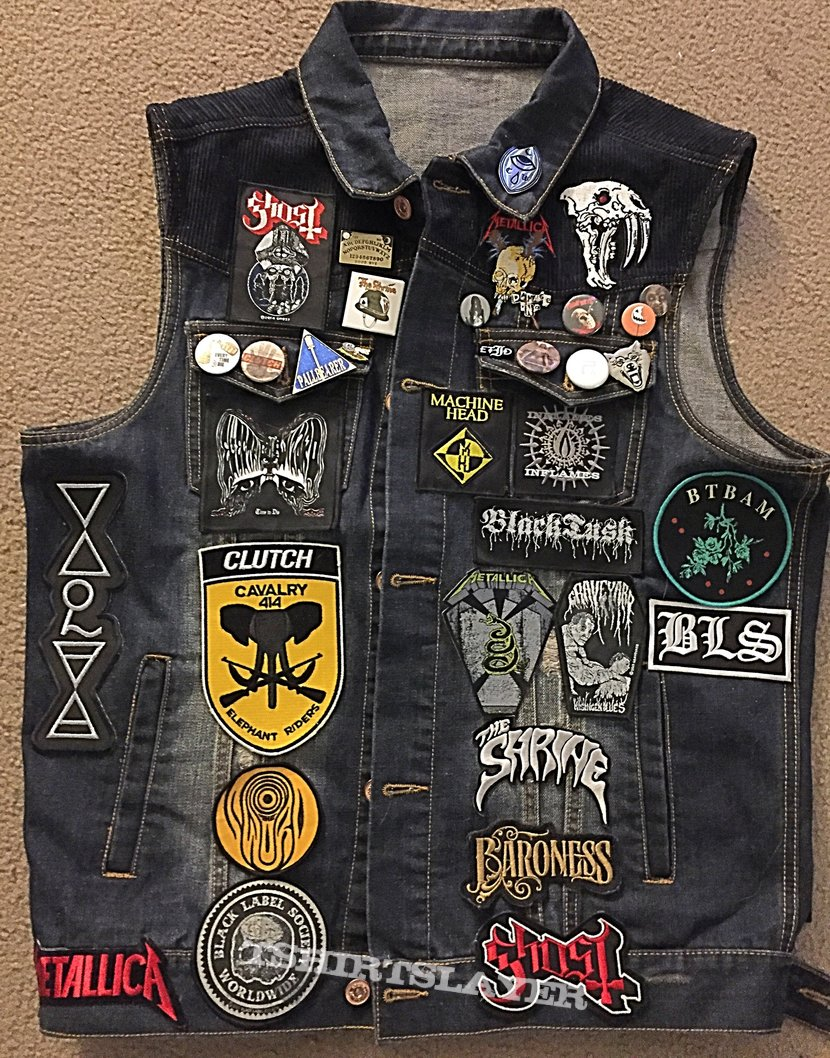 Battle vest no.2