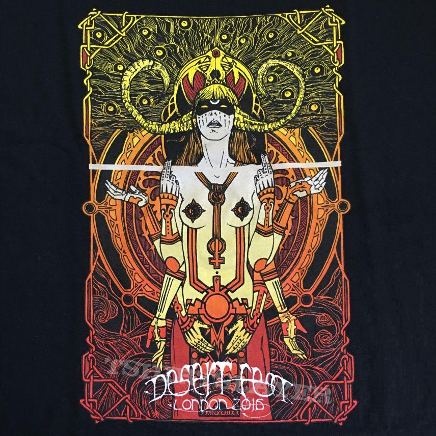 Desertfest 2016 t-shirt