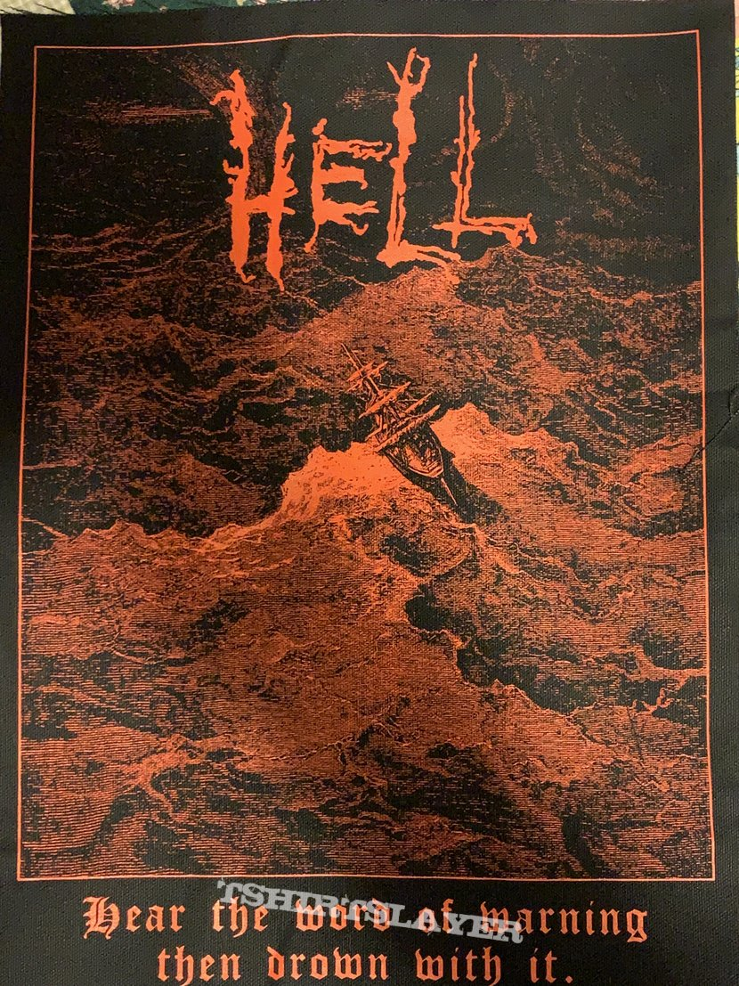 Hell back patch