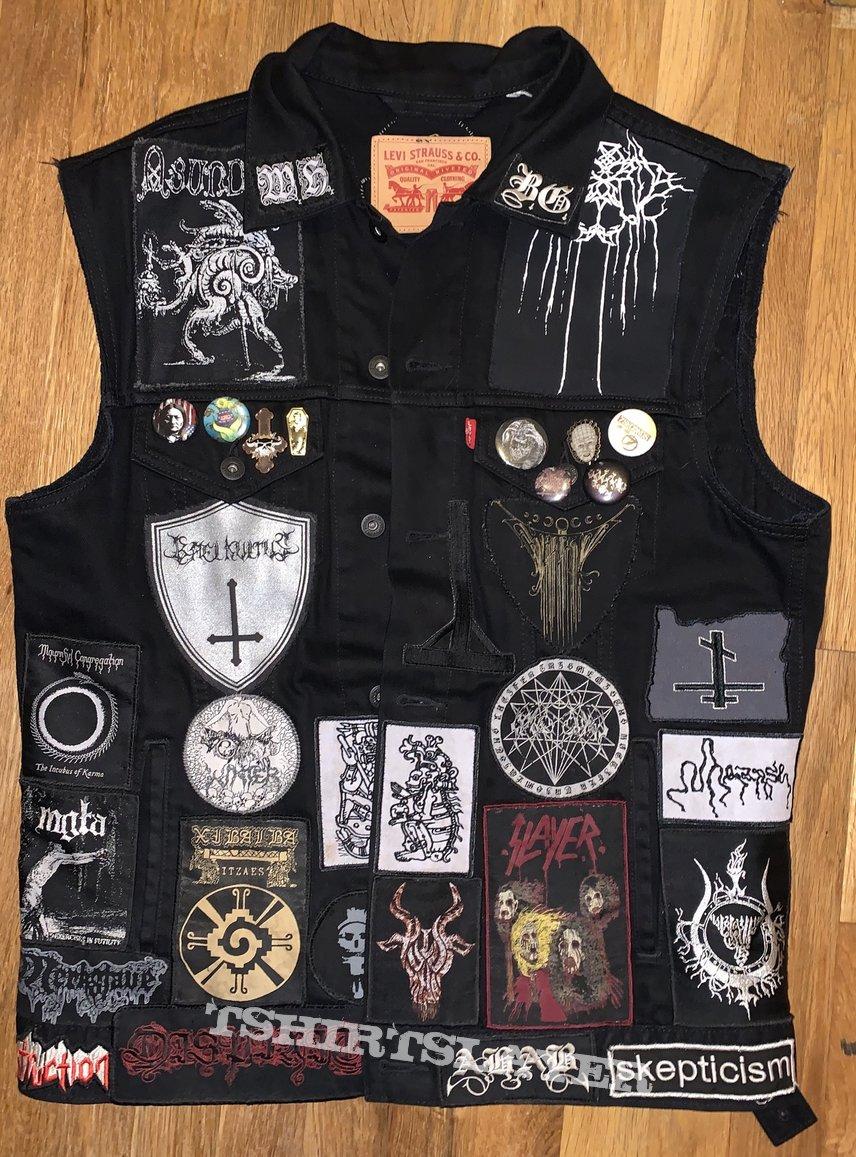 vest update.