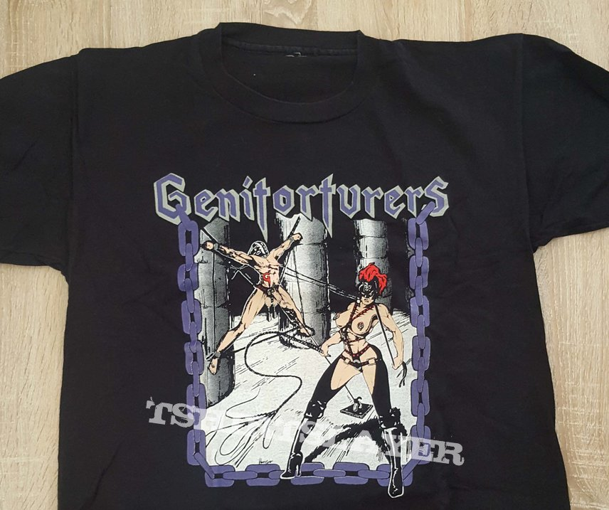Genitorturers - Pleasure in Restraint TS, XL - 1993