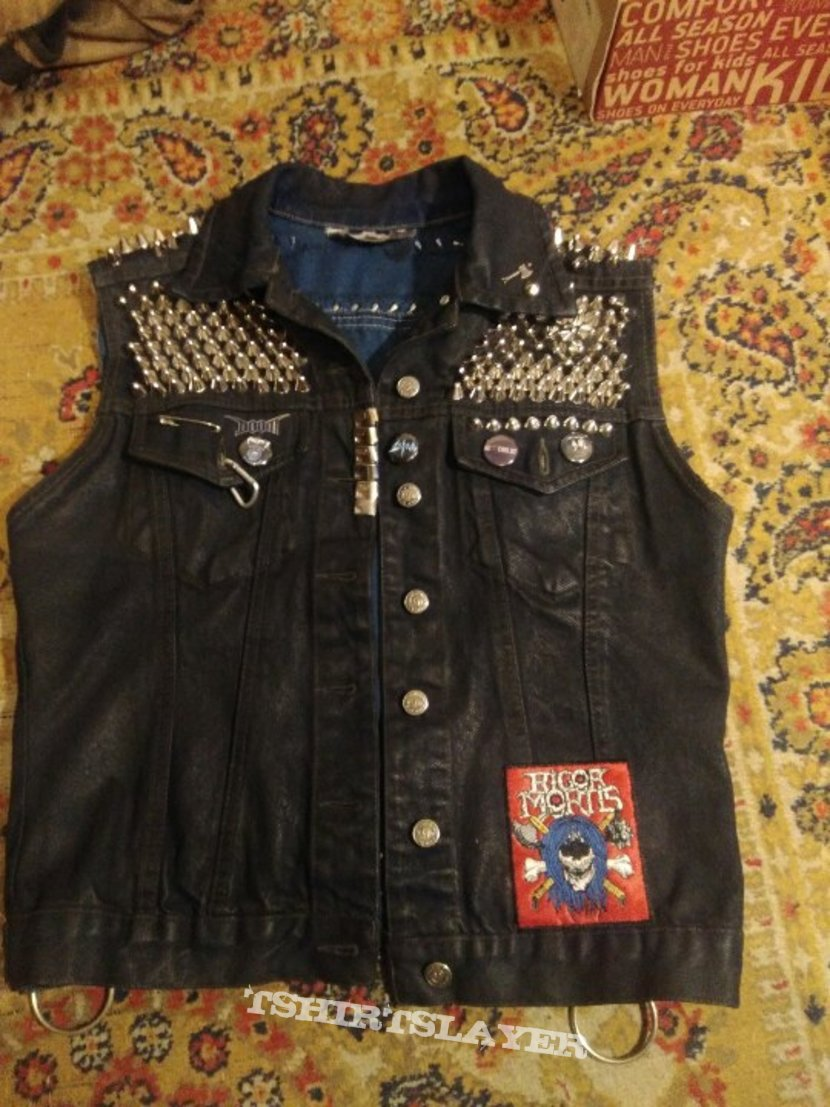 battle vest another update