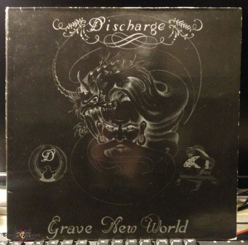 discharge-grave new world
