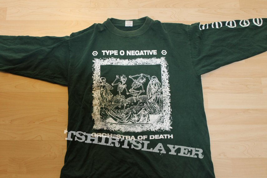 Type O Negative Orchestra of death