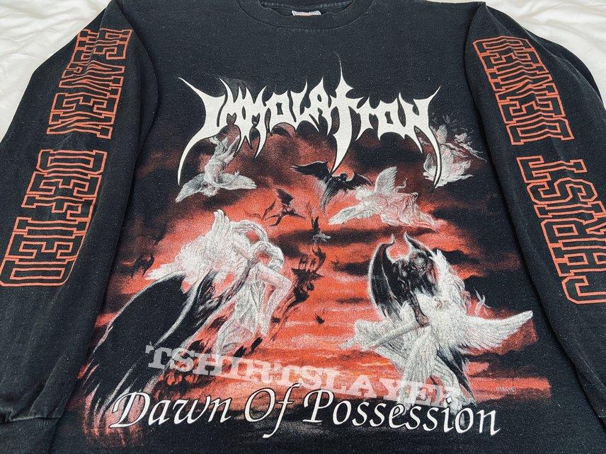 Immolation - Dawn of Possession