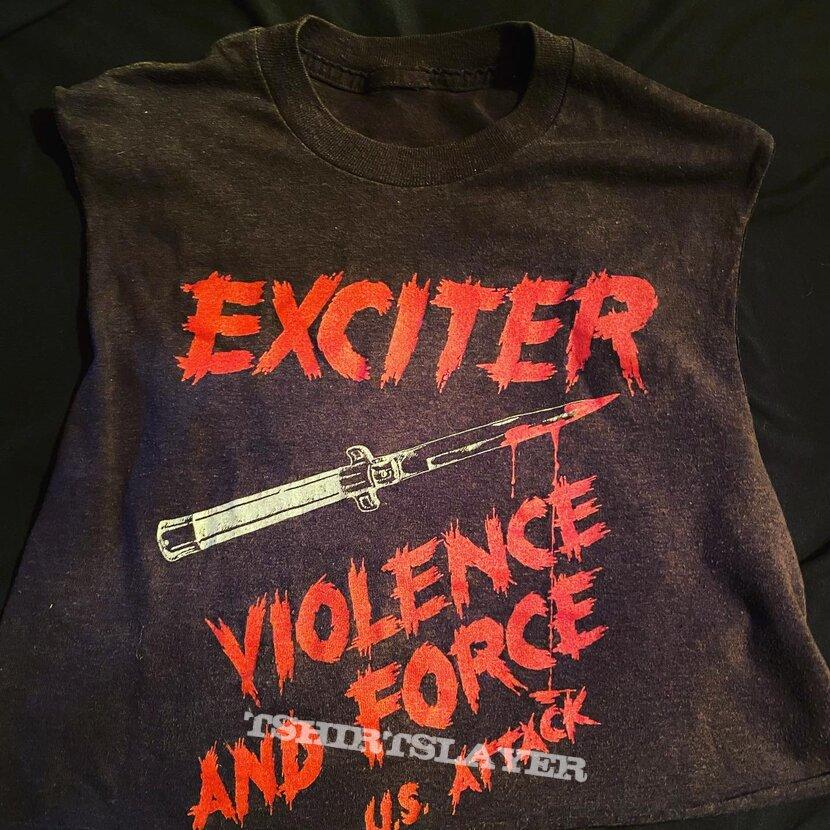 US Attack/Violence & Force