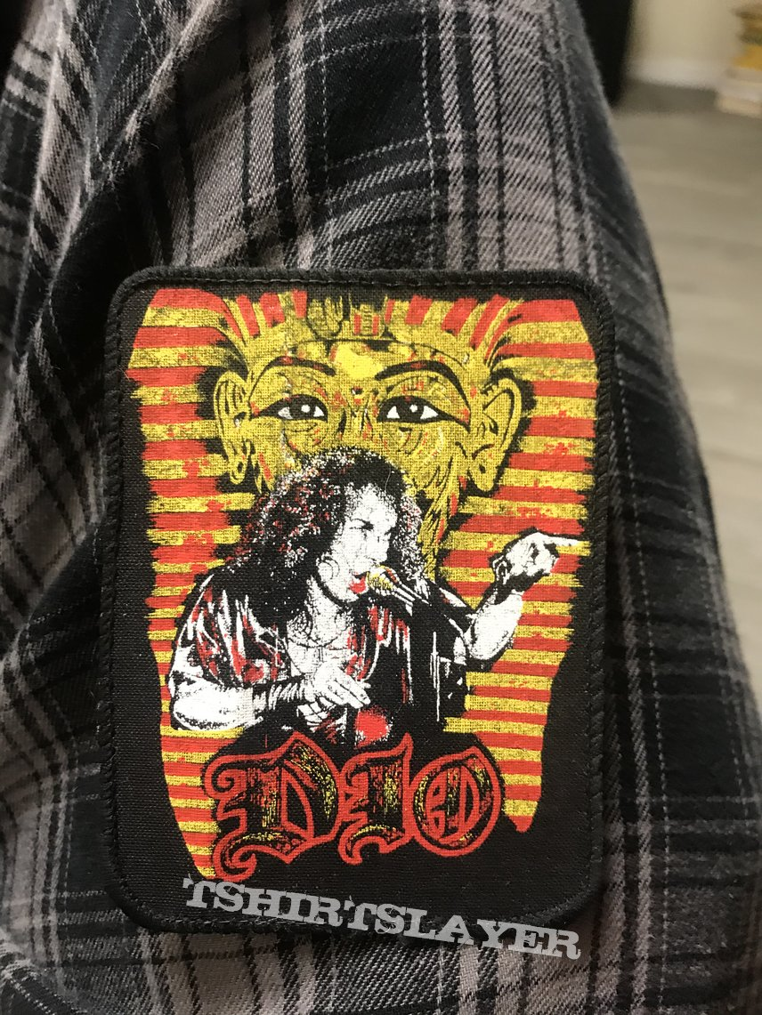 Dio Egypt printed patch