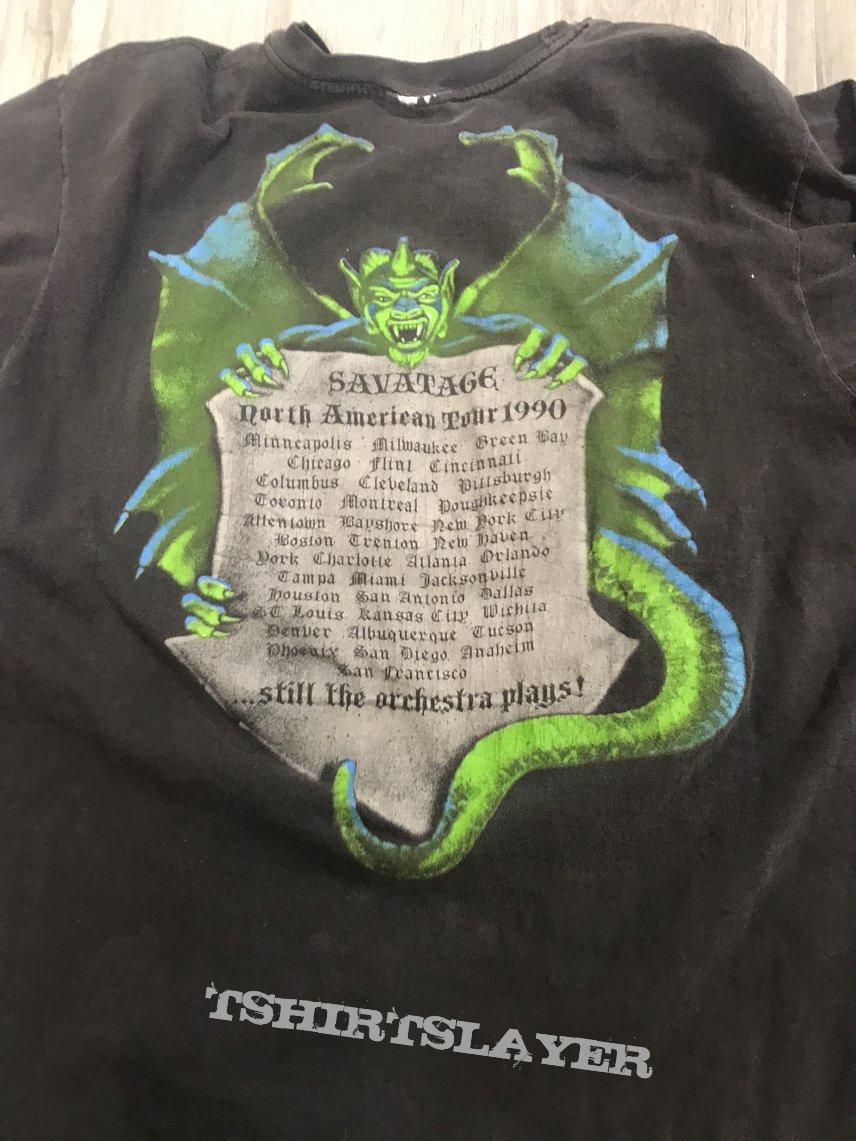 1990 Tour Shirt/Gutter Ballet