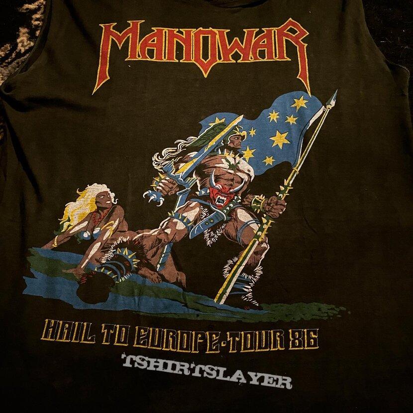 Hail to Europe Tour 86