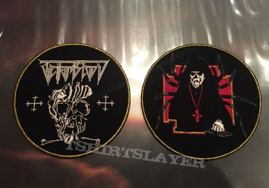 Teitanblood Patches